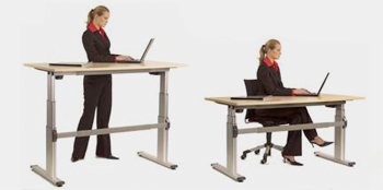 Bureau ergonomique bureau accueil Lepolyglotte